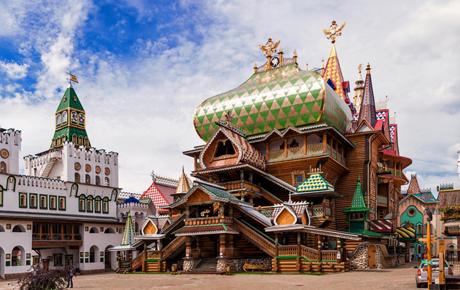 Картинки по запросу Измайловский Кремль